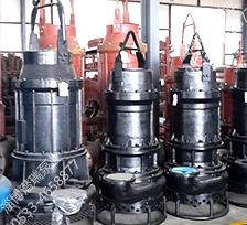 渣浆泵机组  成品区